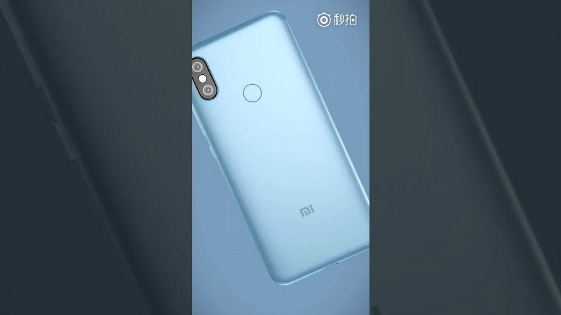 Xiaomi Redmi Note 5 Pro-Like Design Spotted in Mi 6X (Mi A2) Video