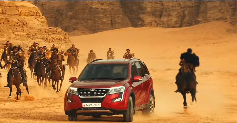 Image result for Mahindra XUV500 SUV facelift TVC released