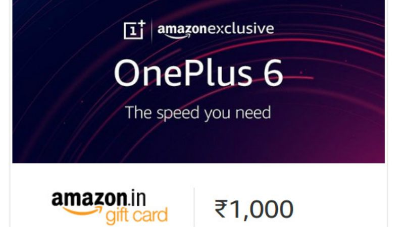 OnePlus 6 Pre-Booking Offer in India With Cashback, Extended Warranty Goes Live