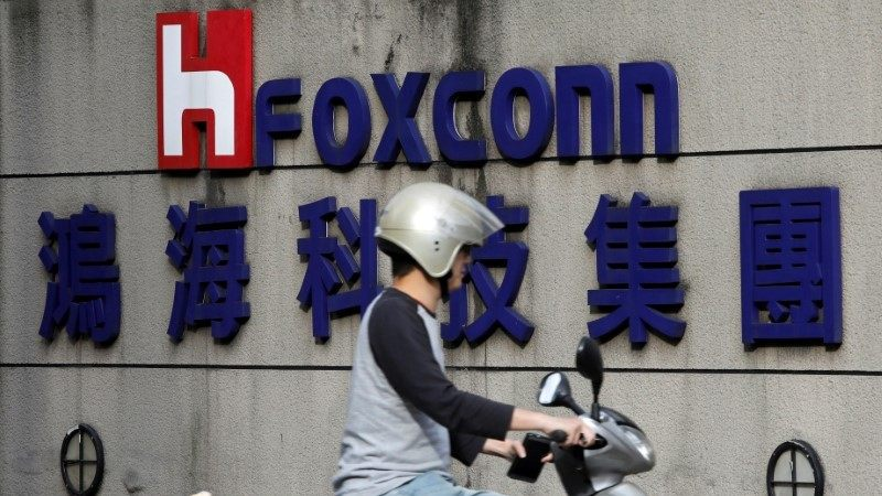 Apple Supplier Foxconn Posts Drop in Profits Despite Strong iPhone Quarter