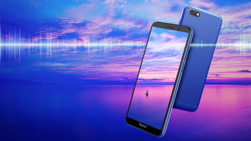 Honor 7S With 18:9 Display, 5-Megapixel Selfie Camera Launched: Price, Specifications, Features