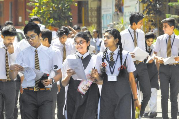 The Kerala Class 10 board 2018 exams were conducted in March with over four lakh students appearing in the SSLC exams this year. Photo: Hindustan Times