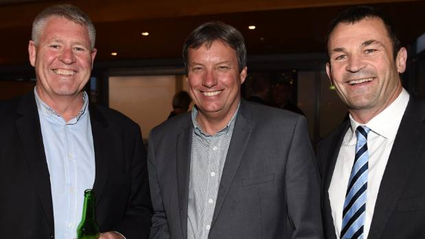 Stephen Cottrell (right) is leading a Sport NZ review into athlete welfare.