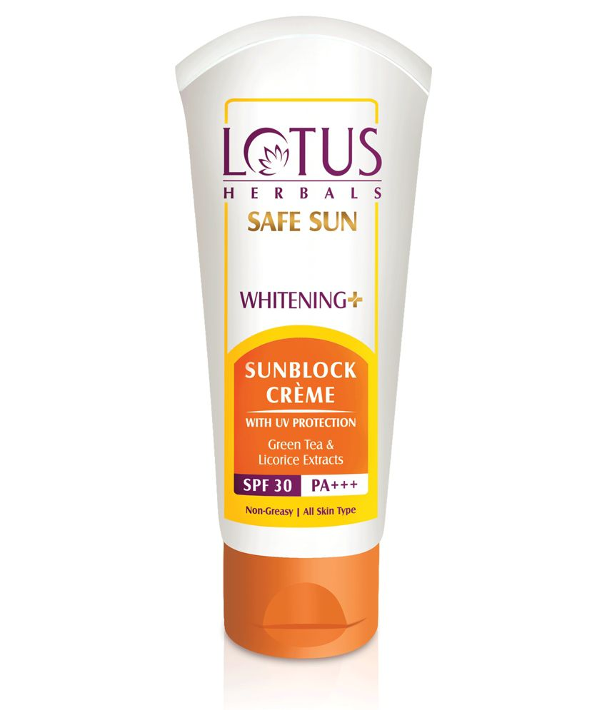 Image result for TOP 10 LOTUS HERBALS SUNSCREENS