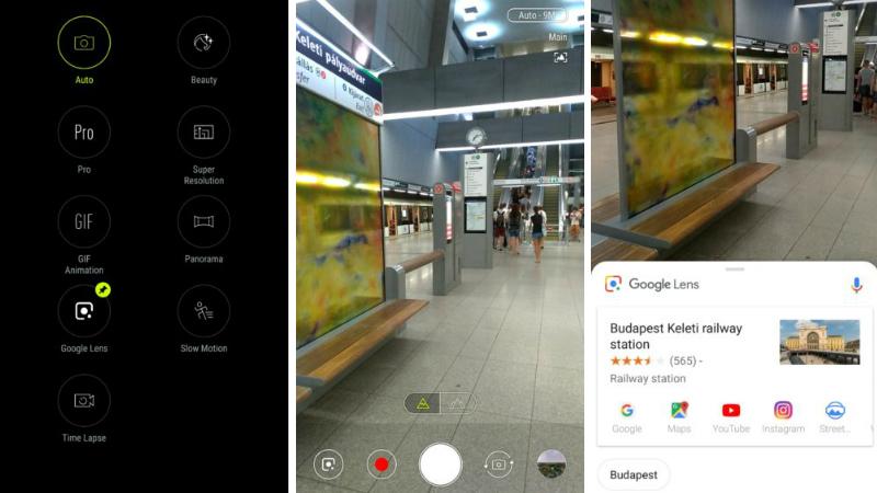 asus pixelmaster camera google lens androidpolice Asus PixelMaster Camera