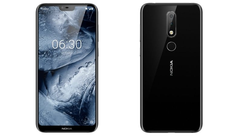 Nokia X6 Receives New Software Update With an Option to Hide Notch