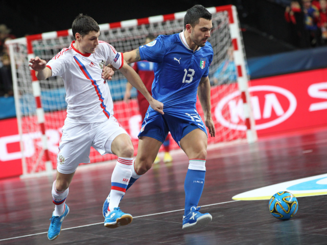 Futsal is an indoor variation of soccer popular all over the world.
