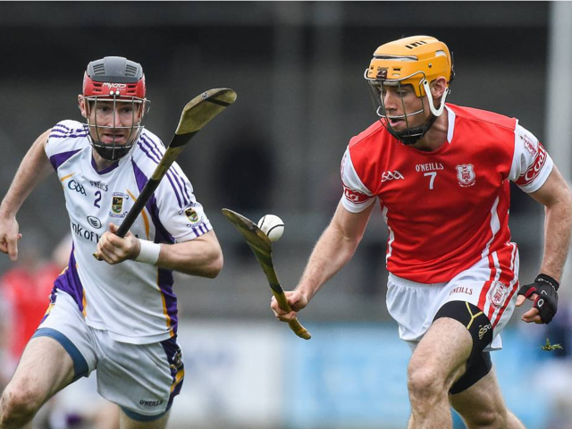 Hurling is one of Ireland's great pastimes, and it's known as the fastest game on grass.