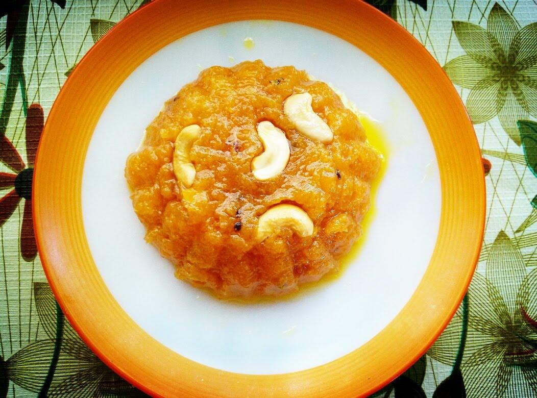 Image result for Pumpkin Halwa