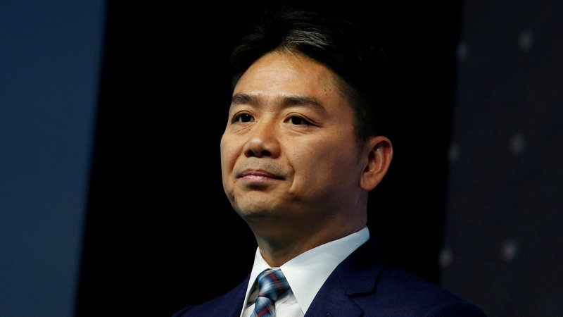 JD.com's Billionaire CEO Richard Liu Released After US Arrest